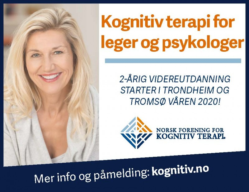 Kognitiv terapi for leger og psykologer